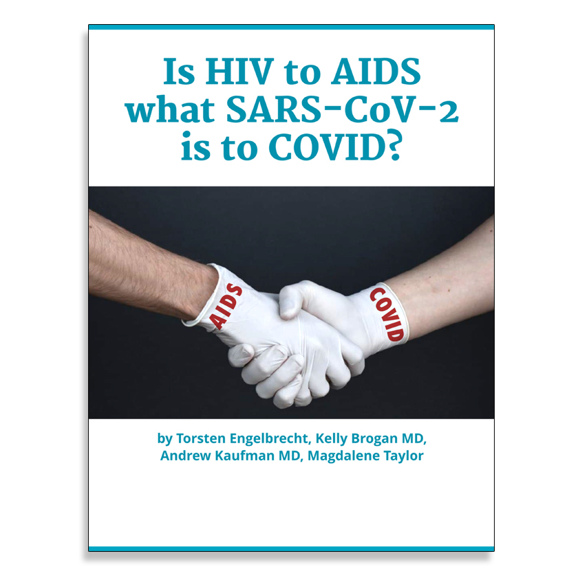 Is HIV to AIDS what SARS-CoV- 2 is to COVID?